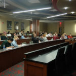 Randi presents Sexual Harassment Prevention program to WKU students